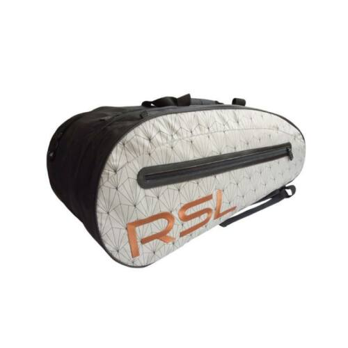 RSL Explorer 4.1 Badminton Racket Bag (Grey)