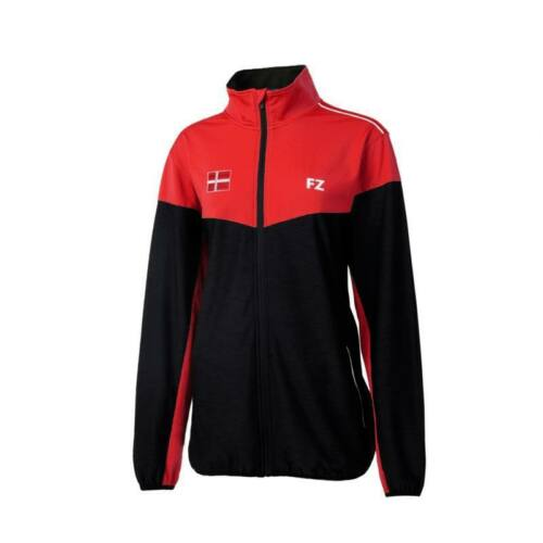 FZ Forza Bayon Womens Badminton Jacket Denmark (Red)