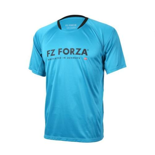FZ Forza Bling Junior Badminton T-Shirt (Blue)