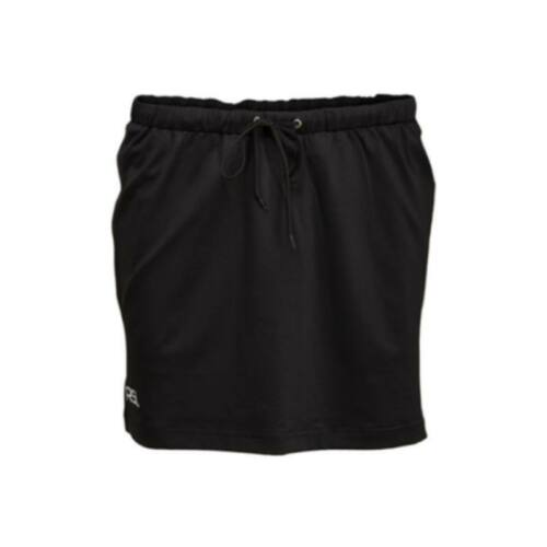 RSL Womens Badminton Skirt (Black)