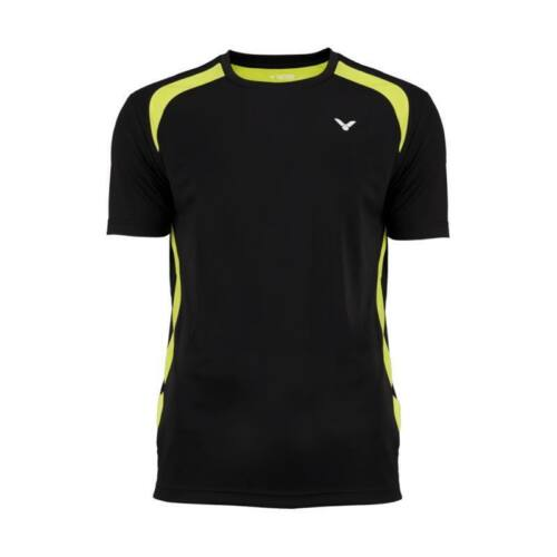 Victor Function 6949 Mens Badminton T-Shirt (Black)
